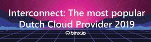 Interconnect populaire cloud aanbieder